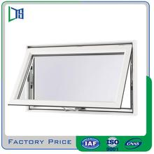 china top hung window aluminium framed awning windows for philippinese
