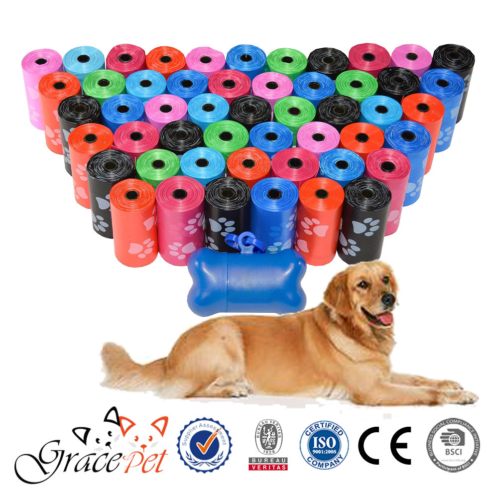 [Grace Pet] Disposable dog waste bag dispenser