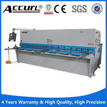 QC12y 20*2500 Cheap Price China Excellent Manufacturer metal sheet cut making machine