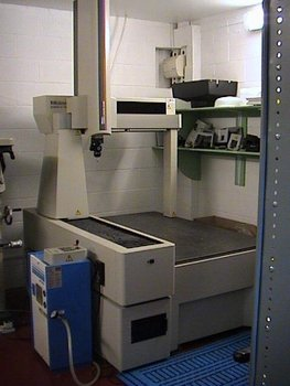 MITUTOYOB706 MEASURING MACHINE CMM Condition Used