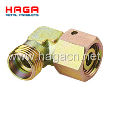 Metric NPT BSPT BSP Thread Fittings Hydraulic adapter