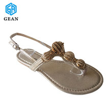 Ladies' Wholesale Newest Nice Indian Designer China Cheap Sandal