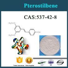 Factory supply Pterostilbene 98% anti-cancer