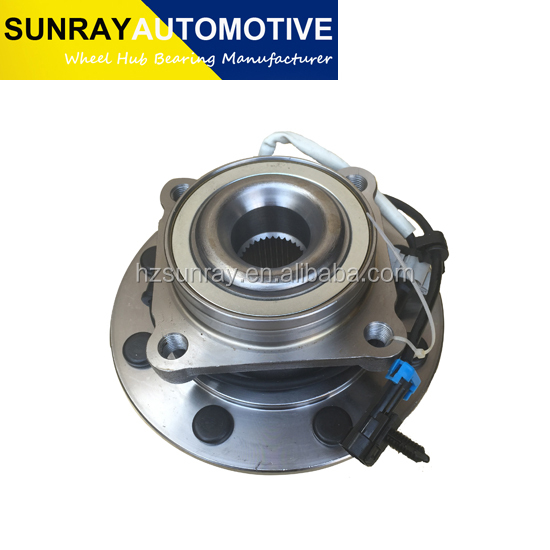 Front Wheel Hub Bearing 515088 for Chevrolet Silverado 3500 GMC Sierra 3500