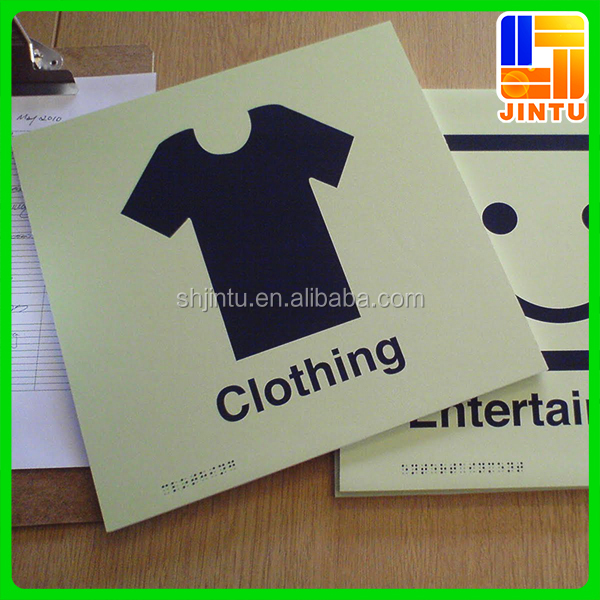 Advertisement Custom Corflute Corrugated Plastic PVC Sheet