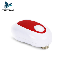 Household Kitchen Tools Multi-purpose One Button Free Touch Plastic Automatic Safety Smooth Tin Bottle Electric Can Opener