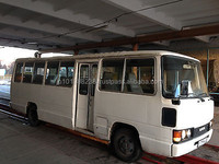 USED BUSES - TOYOTA COASTER COACH BUS (LHD 2725)