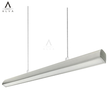 2018 new 30w suspended light fixture,office linkable linear led hanging light