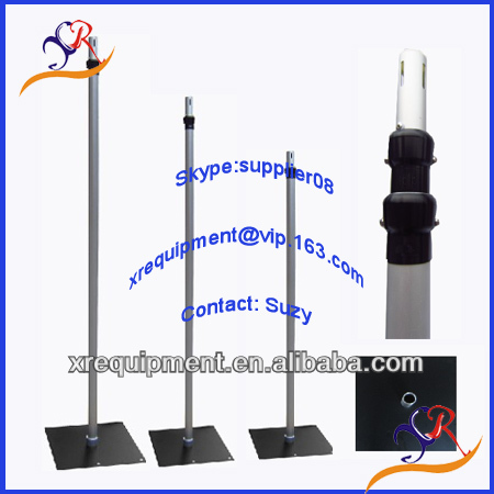 Telescopic Drape Supports/crossbar/crossbeam