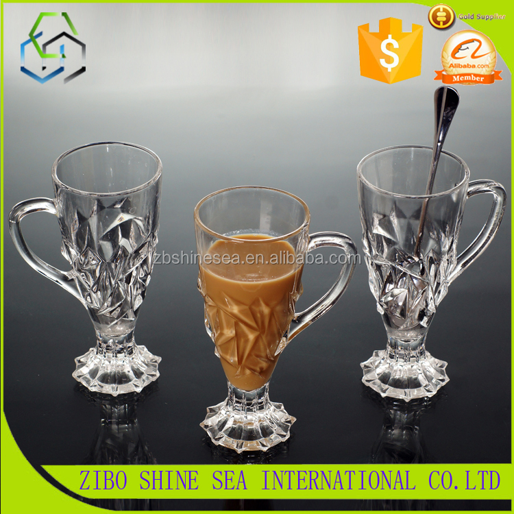 drinking glass cover with embossment