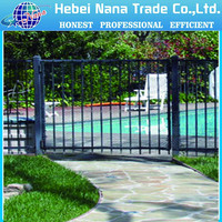 Hot sale Metal yard house gate or fence from China supplier