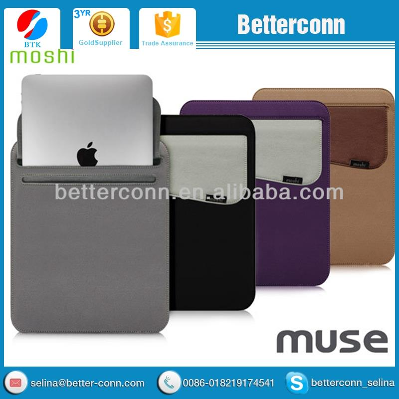 mosh New muse 13 sleeve plus teraglove cleaning kit nib for MacBook 11.6/13.3 inch ipad