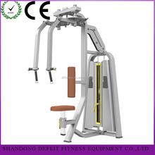 fitness& bodybuilding products /Integrated gym machine Shoulder Press Gym Equipment/impulse fitness /dft-607/multi station gym