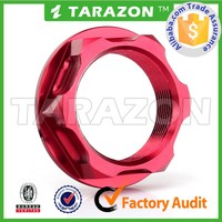 Tarazon brand hot sale cnc steering stem nuts for Honda CRF