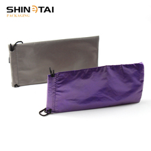 Shinetai Branded Good Quality Drawstring Pu Leather Optical Glasses Case