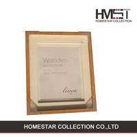 Wholesale cheap 8x10 wooden photo frame picture