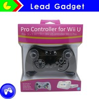High Quality Color Box Game Controller For Wii U Pro controller/joystick