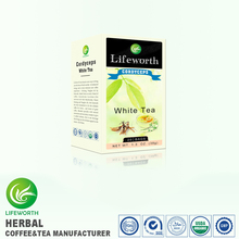 Lifeworth tasteful aweto organic herbal tea powder with 100 gift package design choices