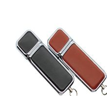 business leather usb, unqiue design leather usb flash drive, high quality leather usb leather