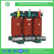 1000kva 1mva 10kv three phase epoxy resin cast dry type transformer