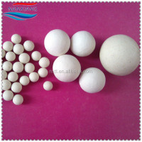 17%-99% al2o3 white tabular alumina ball in application of petrochemical industry,alumina beads,high pressure and strong