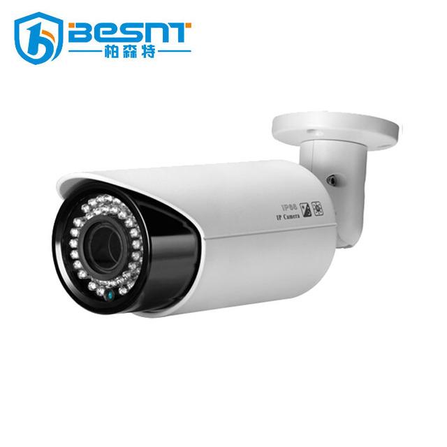 H.265 P2P Network Outdoor WIFI 36pcs IR Lens Easyn Ip Camera POE BS-IP56HL
