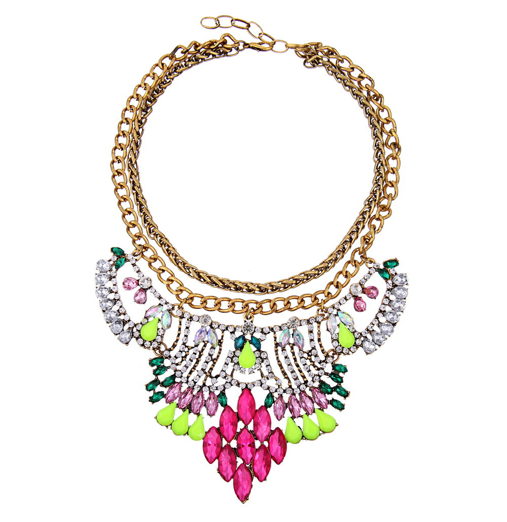 2015 factory direct sell new necklace jewelry, alibaba express jewelry necklace hot style