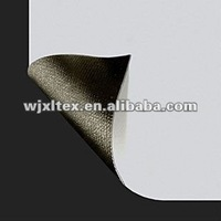 High Quality pvc matte white projection Screen Fabric