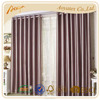 high quality stripe type of drawing room window curtain