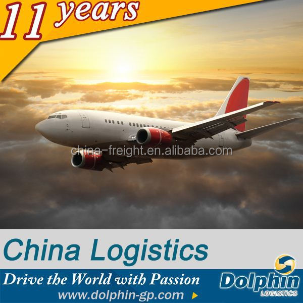 Air asia cargo service from China