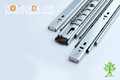 10inches 3 Fold Full Extension Ball Bearing Drawer Slides