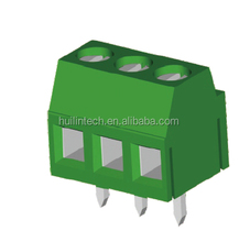Good quality pitch 3.81mm connector shell terminal block