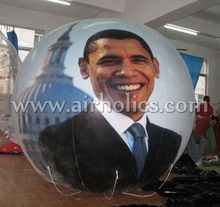 inflatable floating advertising helium balloon,crowd interactive balloon for event