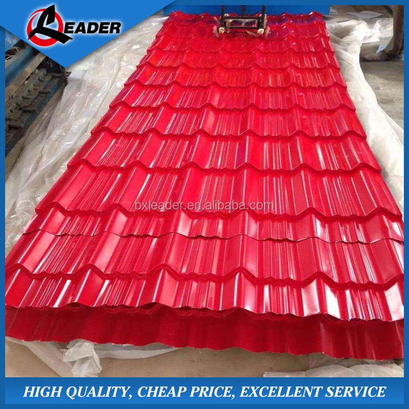 PPGI/PPGL roof /wall/building materials Construction building steel sheets/coils
