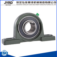 textile machinery used ukp206 + h2306 tapered roller bearing hot sale bearing block unit