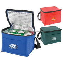 Outdoor non woven with EPE aluminum foil insulated lunch cooler bag