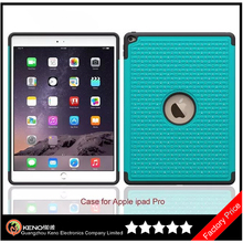 Keno Hybrid TPU PC Heavy Duty Shockproof Cover Case For Apple iPad Pro