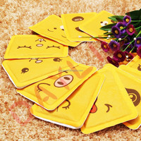 Daylily Cartoon Warm Pad - Instant Heating Hot Patch for Pain Relief Patch