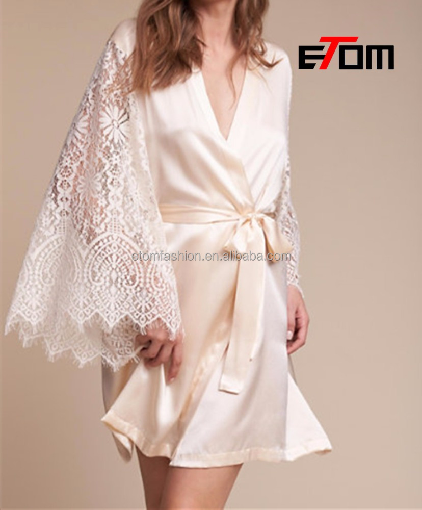 Personalised Bridal Robes,Wedding Dressing Gowns,Bridesmaid Gifts ...