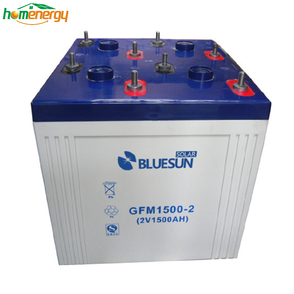 Bluesun Deep Cycle Battery For Solar System 2V 3000AH AGM OR GEL