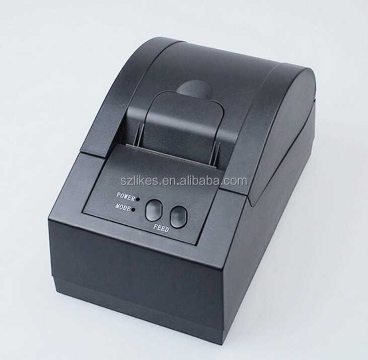 Financial equipment 80mm kitchen invoice thermal printer compatiable