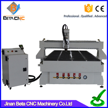Big discount wood cnc engraving milling router machining equipment price for aluminum mdf working