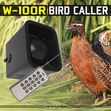 MP3 Duck Caller with Remote
