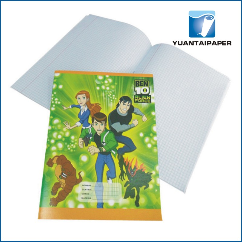 Stationary school notebooks with cheap price