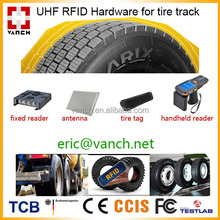 UHF RFID Tire Security Solution