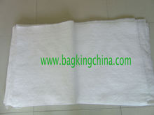 Transparent white pp woven packaging bags for rice,wholesale bags manufacturer
