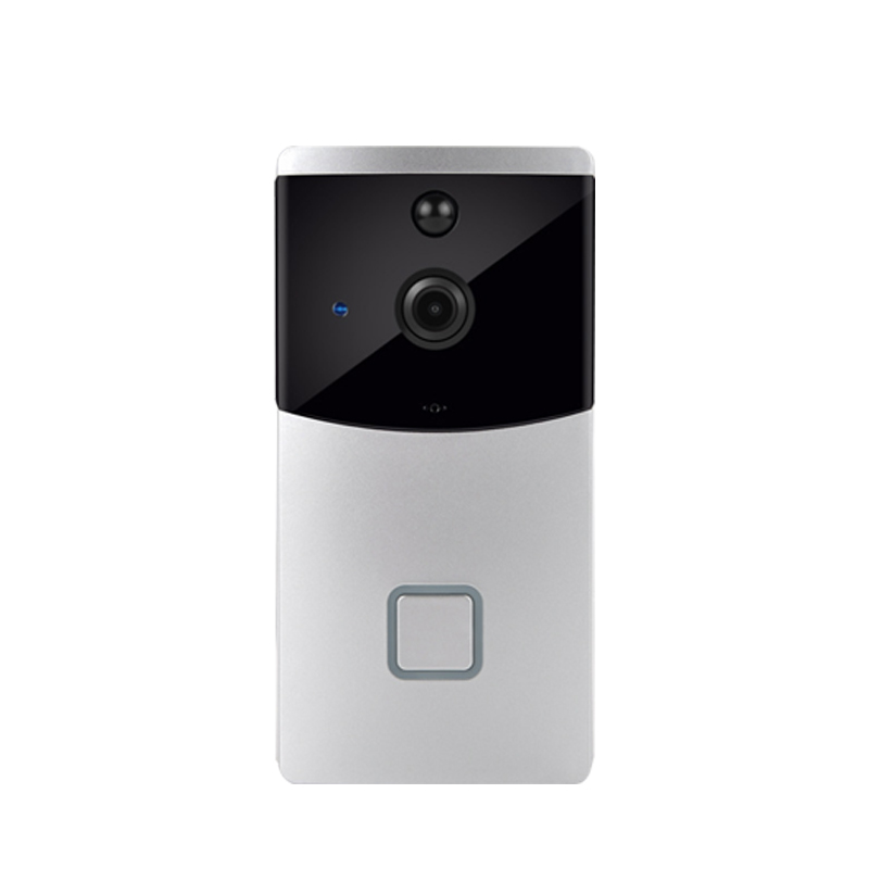 Hot Selling CCTV Camera HD 720P IP Camera Tuya Smart Alexa two audio speak WIFI Video door bell