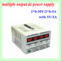 TPR-3005-2D dual output power supply,stabilized voltage supply,DC electrical source,
