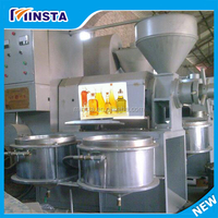 New product palm oil screw press/Factory price palmfruit oil extraction equipment