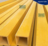 Pultruded Corrosion-resistant Durable fiberglass tubes